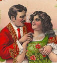 Visit BonzaSheila's archive of hundreds of images of love and lust through the centuries!